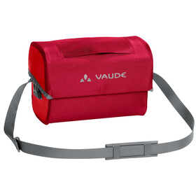 VAUDE Aqua Box Bolsa bicicleta, indian red